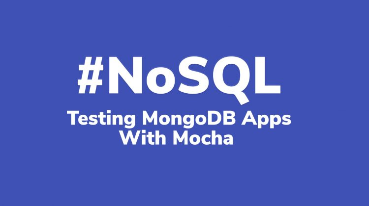 testing mongodb applications with mocha