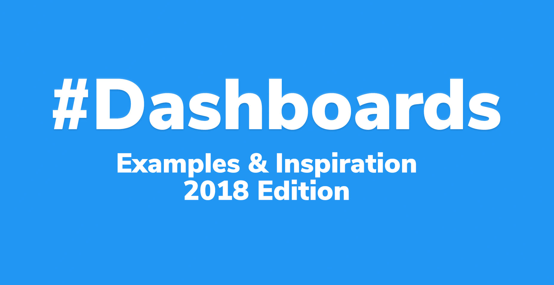Best Dashboard Examples for Inspiration in 2018 | Code Wall