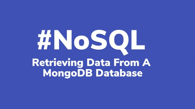 retrieving data from a mongoDB database