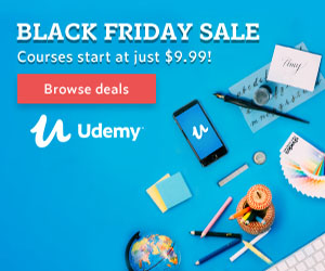 Udemy.com Home page 125x125