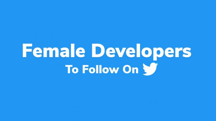 female developers to follow on twitter