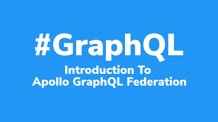 introduction tutorial to graphql apollo federation