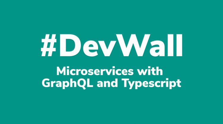 microservices with GraphQL and TypeScript