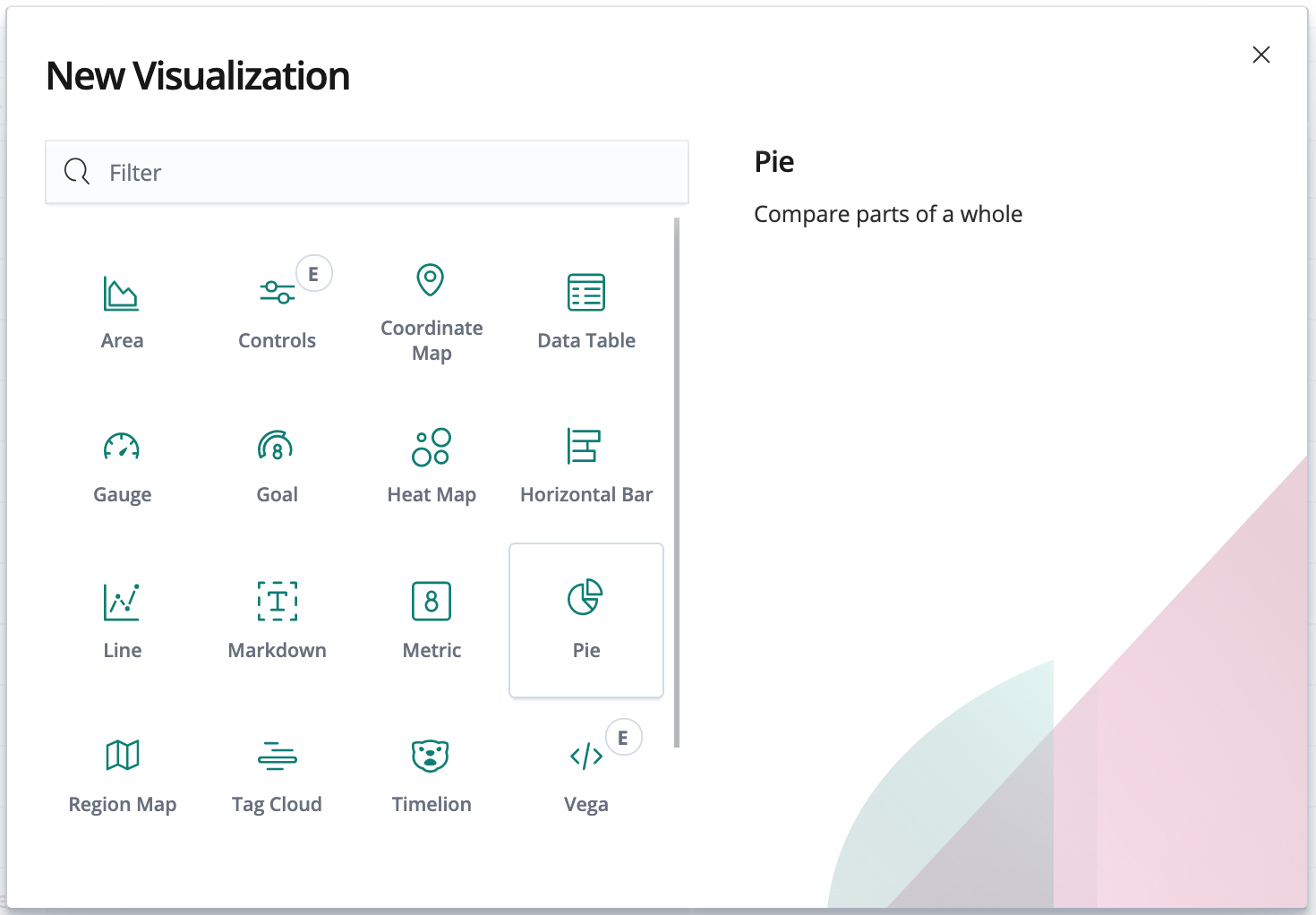 kibana-pie-visualization