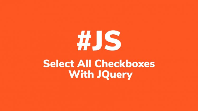 select all checkboxes with jquery
